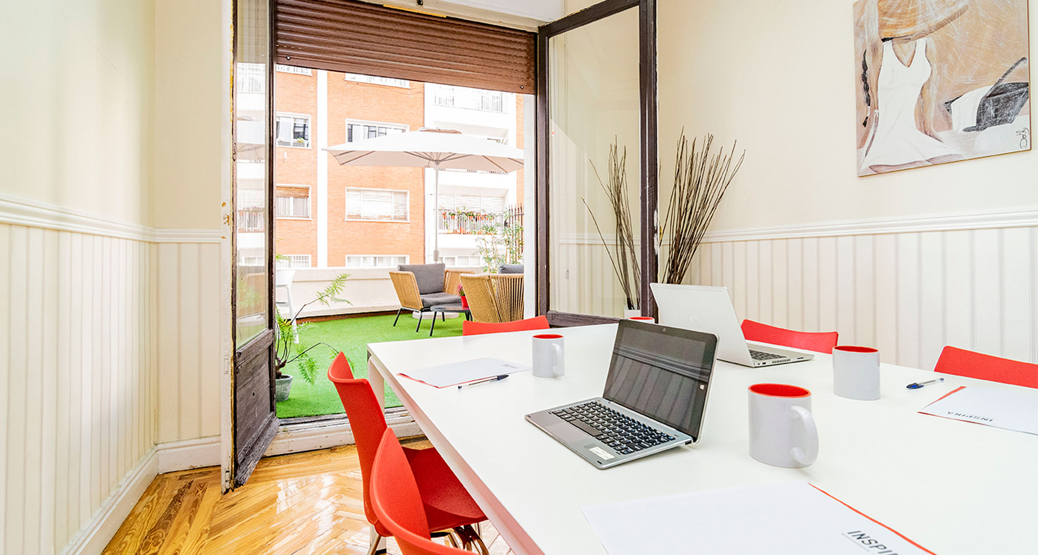 , Welcome to our workspaces